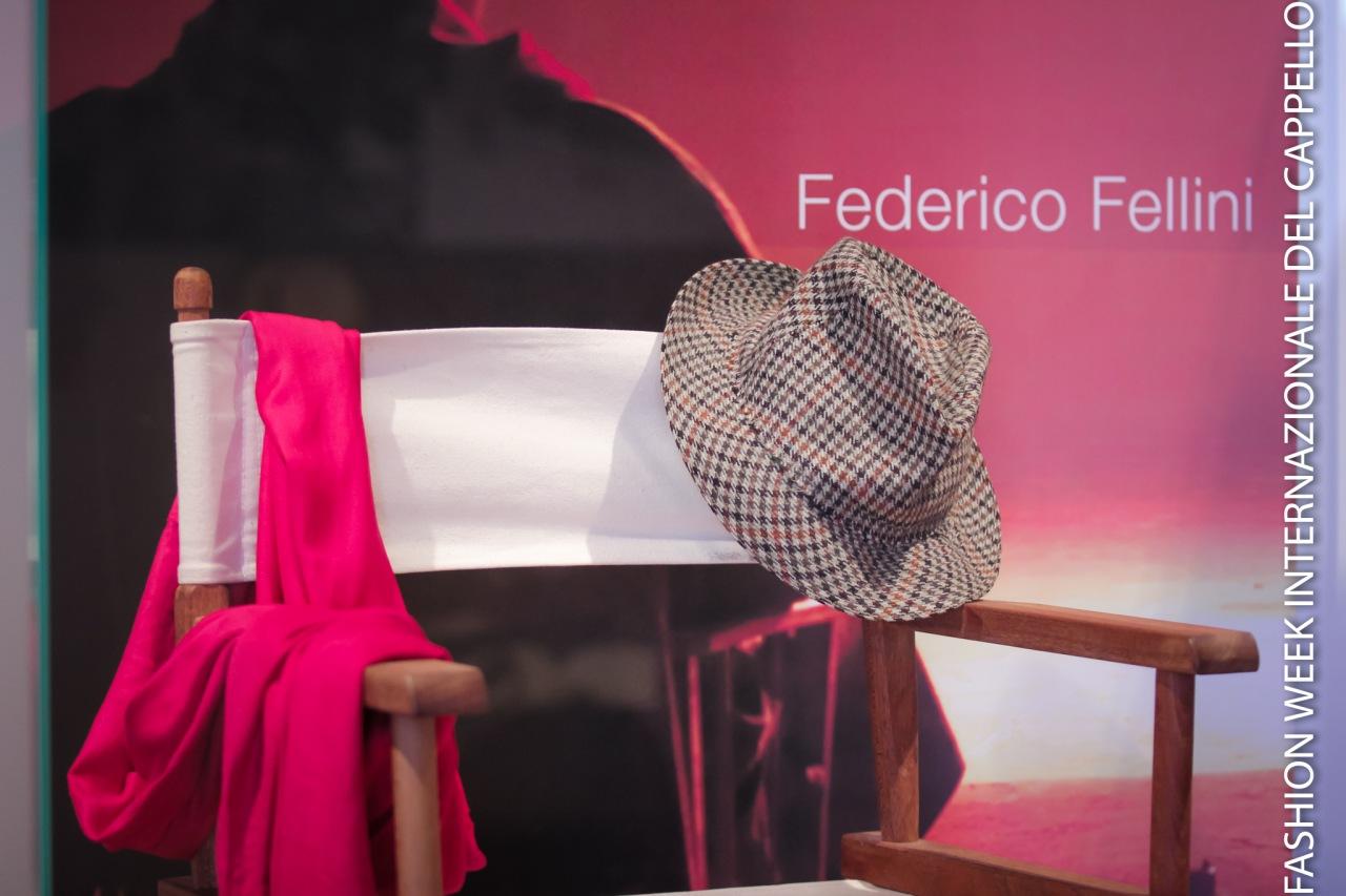 Cappello di Federico Fellini