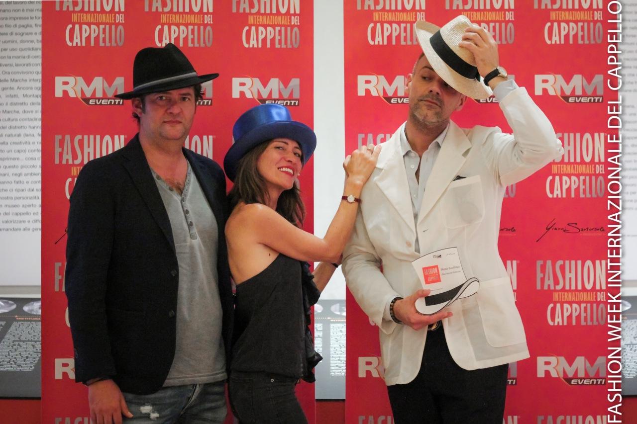 Fashion Internazionale del Cappello - Premiazione